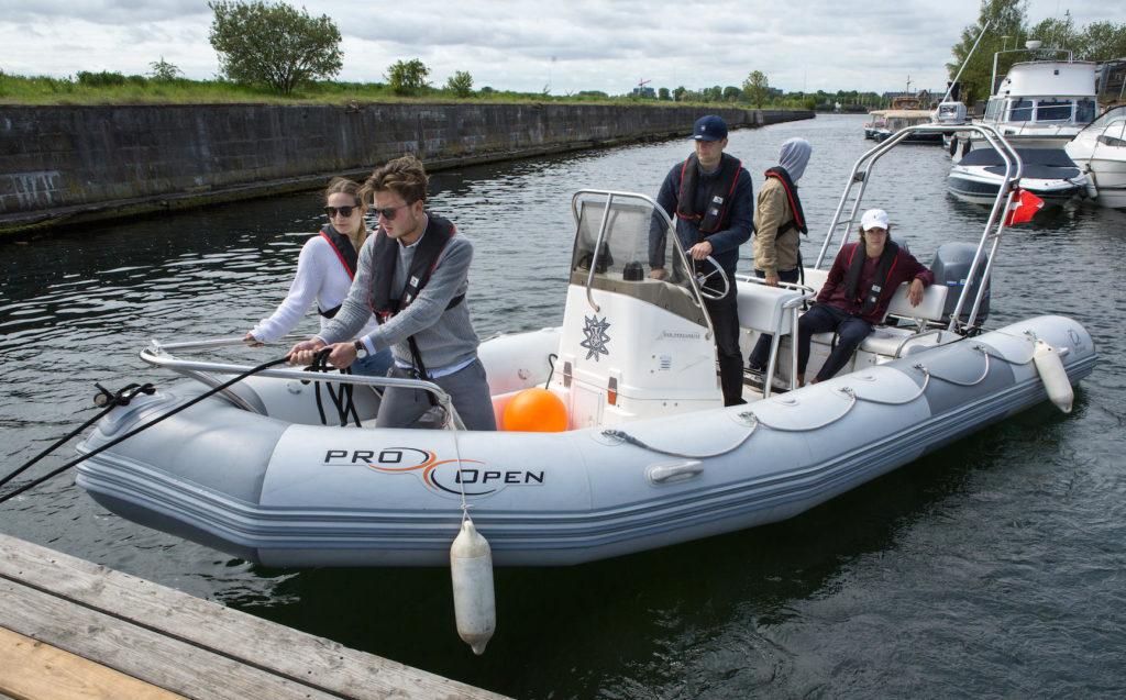 Speedbådskursus